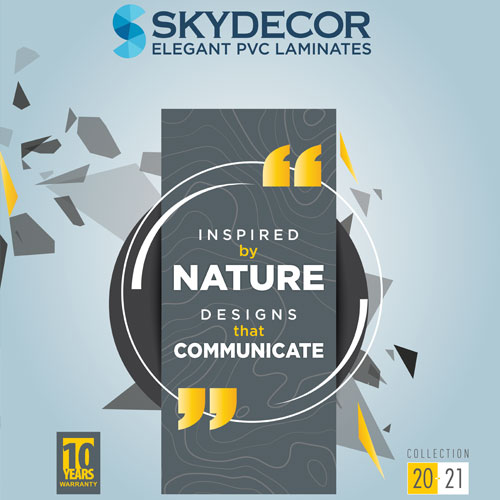 Image of skydecor catalogue